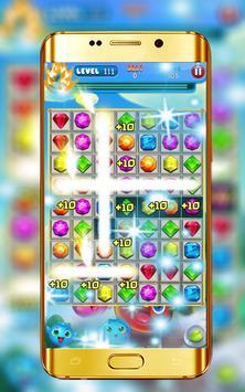 Jewels Puzzle World apk screenshot