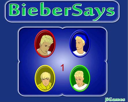 BieberSays screenshot 1