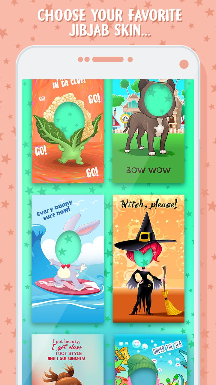 JibJab Photo Cards for Android - APK Download