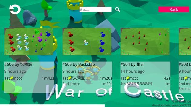 War Of Castles apk screenshot