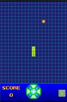 Snake move classic(pixel) screenshot 1