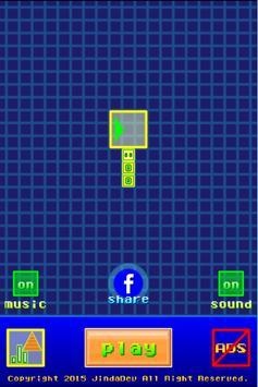 Snake move classic(pixel) screenshot 7