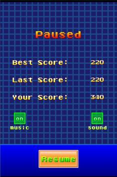 Snake move classic(pixel) screenshot 4