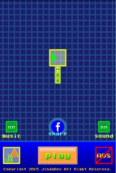 Snake move classic(pixel) screenshot 6