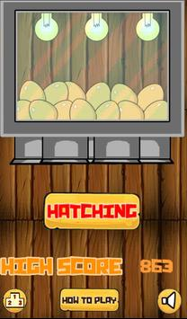 Hatching Egg poster