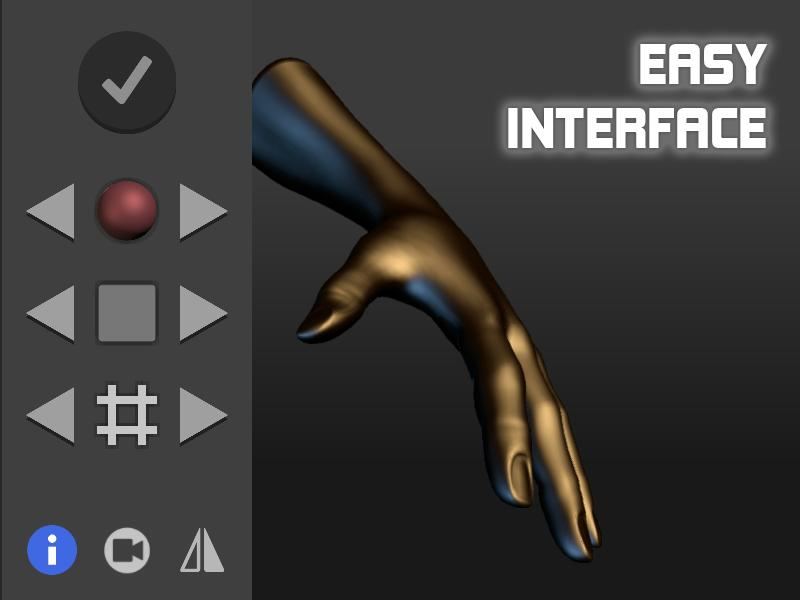 Hand Draw 3D Pose Tool FREE for Android - APK Download