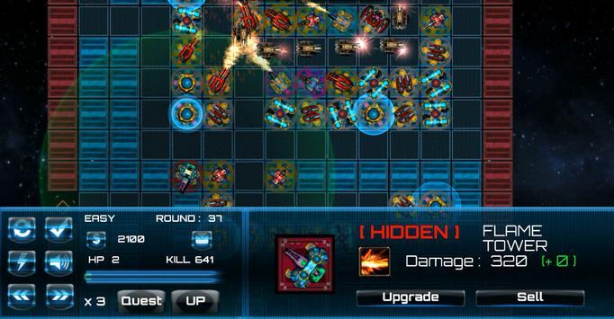 RANDOM DEFENSE apk screenshot