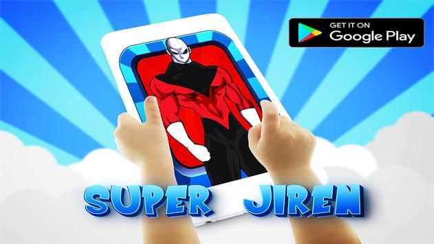 Super Jiren Saiyan Battle apk screenshot