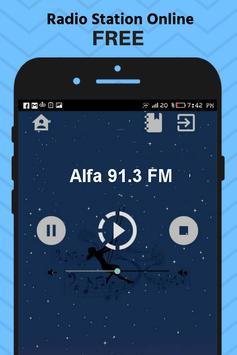 Radio Fm Denmark Alfa Stations Online Free Apps poster