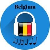 Radio RTL Belgium Station Online Free Apps Music icon