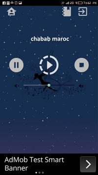 radio maroc chabab apps music on line free station poster