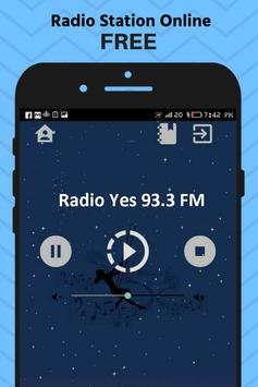 Yes Radio Singapore Station Online free apps music poster
