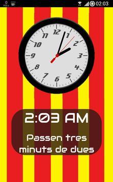 L'hora en català poster