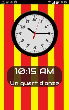L'hora en català screenshot 1