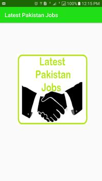Pakistan Jobs - Latest All Jobs poster