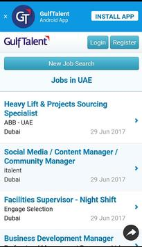Jobs in Dubai screenshot 4