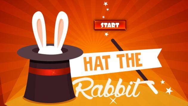 Hat The Rabbit poster