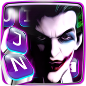 Joker Keyboard with Emoji icon