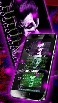 Joker Keyboard with Emoji screenshot 1