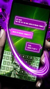 Joker Keyboard with Emoji screenshot 2