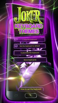 Joker Keyboard with Emoji screenshot 3