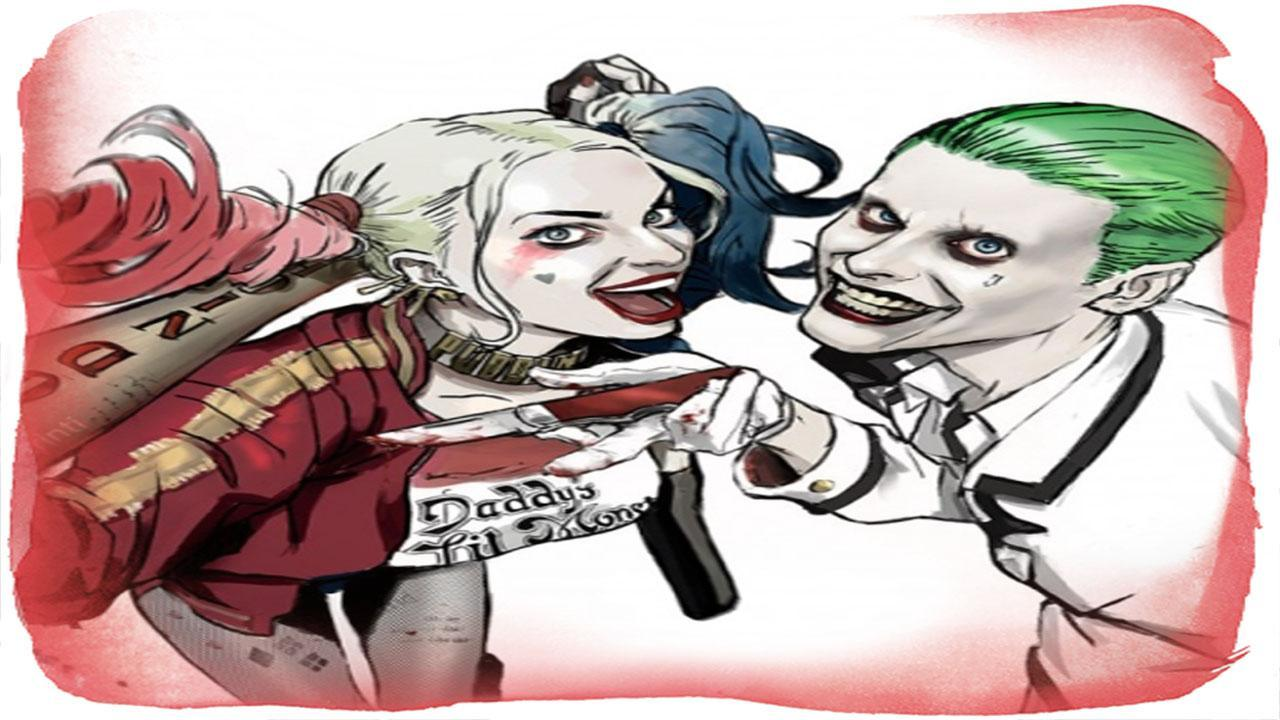 Joker And Harley Quinn Wallpapers For Android Apk Download
