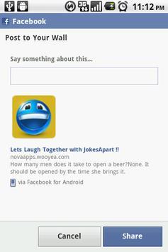 Jokes Apart apk screenshot