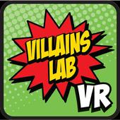 Super Science Villain Lab VR icon