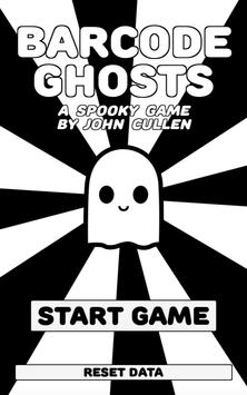 Barcode Ghosts poster