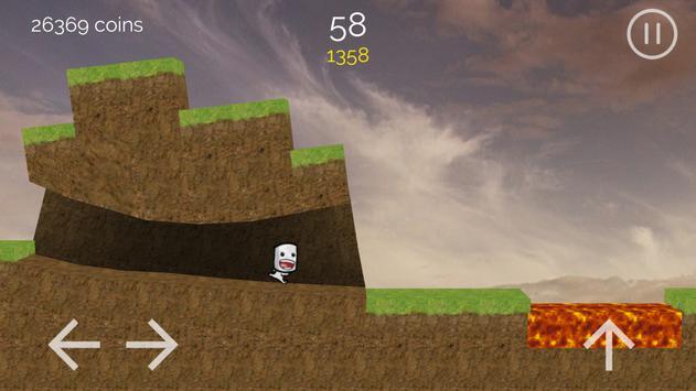 Running Jo' - 2D runner game screenshot 4