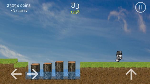 Running Jo' - 2D runner game screenshot 7