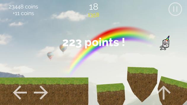 Running Jo' - 2D runner game screenshot 2