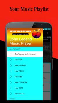 John Legend Songs and Videos apk screenshot