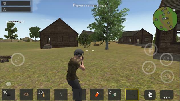 TIO: Battlegrounds Royale apk screenshot