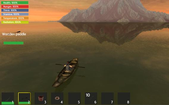Thrive Island Free - Survival screenshot 14