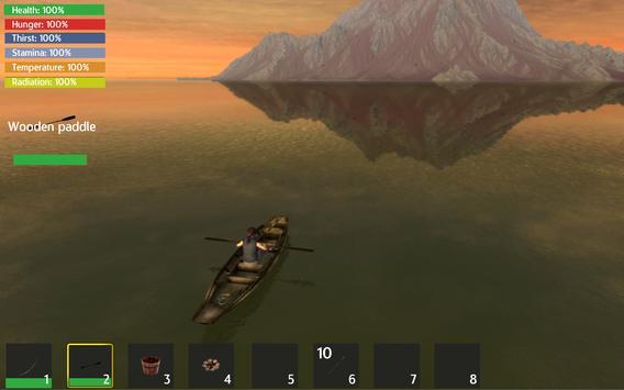 Thrive Island Free - Survival screenshot 14