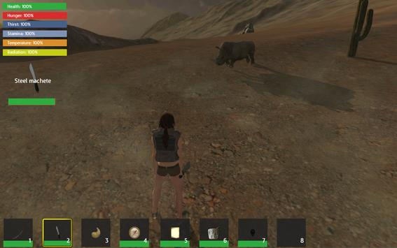 Thrive Island Free - Survival screenshot 15