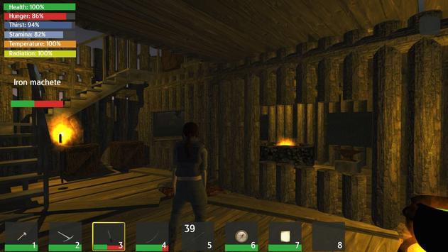 Thrive Island Free - Survival screenshot 11