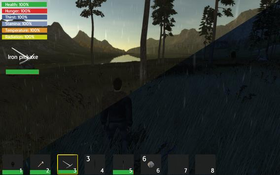 Thrive Island Free - Survival screenshot 12