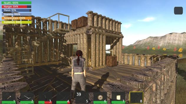 Thrive Island Free - Survival screenshot 1