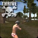 ThriveX Survival - Battlegrounds Royale APK