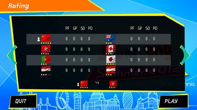 JPingPong Summer 2012 apk screenshot
