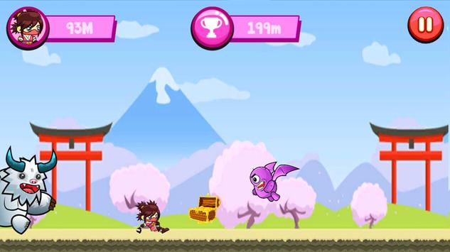 The Run Away's screenshot 3