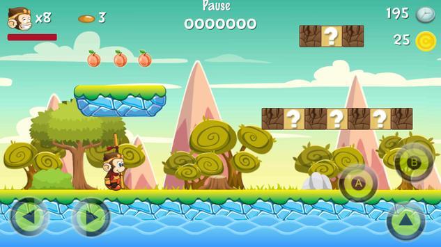 Sun Go Kong Adventure apk screenshot
