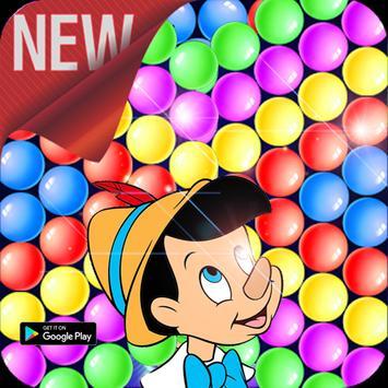 Pinokio Snowball Blast poster
