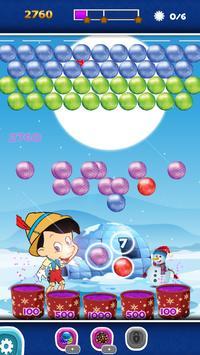 Pinokio Snowball Blast screenshot 2