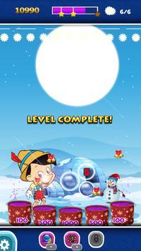 Pinokio Snowball Blast screenshot 3