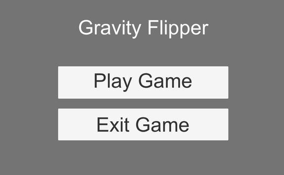 Gravity Flipper الملصق