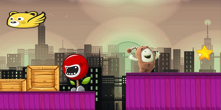 Hero Oddbod Adventure apk screenshot