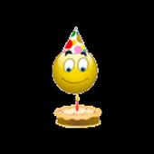 Birthday Emoticons icon